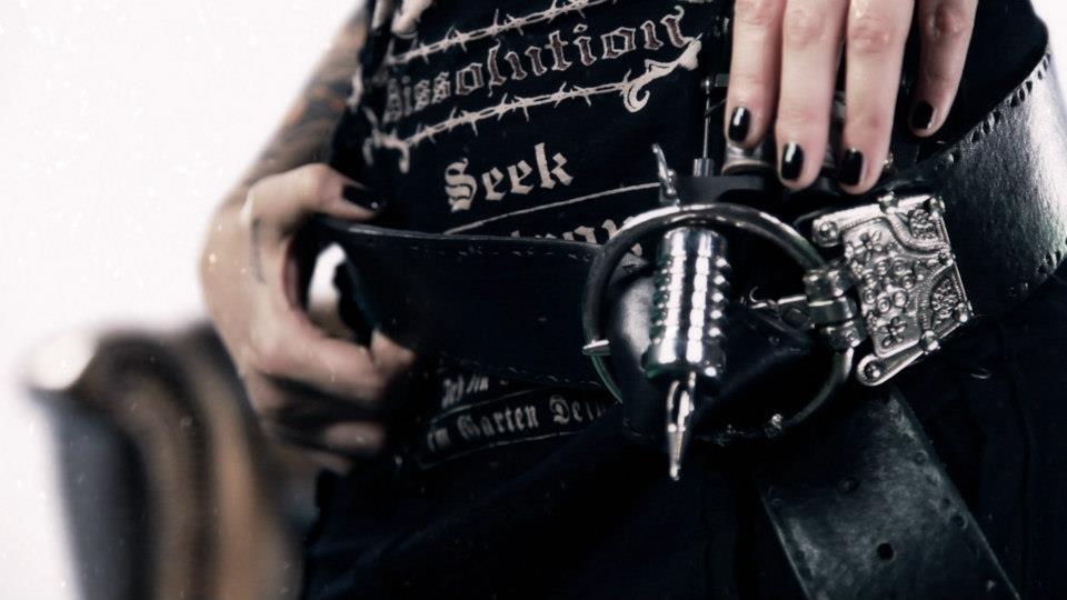 Trailer Ufficiale per la trasmissione televisiva Italian Tattoo Artists 2012